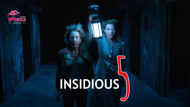 แฟรนไชส์ Insidious อาจมีภาค 5 ออกมา!?