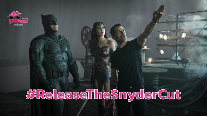 เหล่านักแสดง Justice League ต่างร่วมกันติดแฮชแท็ค #ReleaseTheSnyderCut