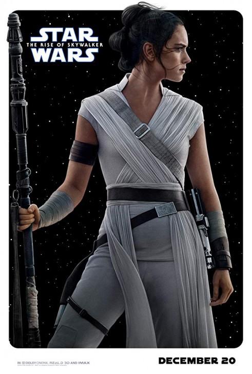 Daisy Ridley วิ่งออกไปร้องไห้ในรถ! หลังจากดู Star Wars: The Rise of Skywalker จบ