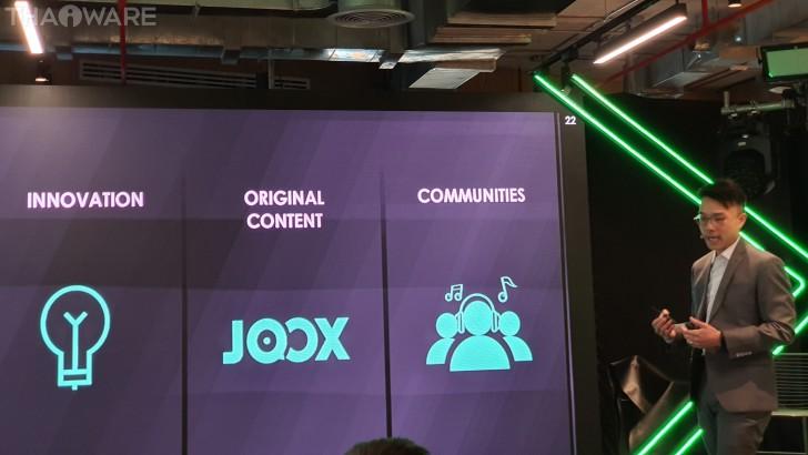JOOX ชู 3 กลยุทธ์ปี 2020 พร้อมเตรียมขยายฐานผู้ใช้กลุ่มอายุ 35+