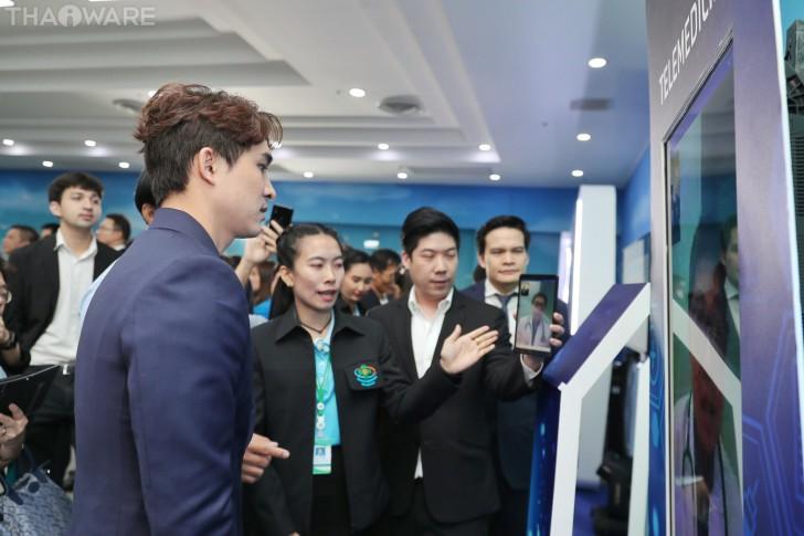 รพ.สมุทรปราการ จับมือ ธ.กรุงไทย เปิดตัว Smart Hospital เชื่อมระบบดิจิทัลเพื่อยกระดับสาธารณสุข