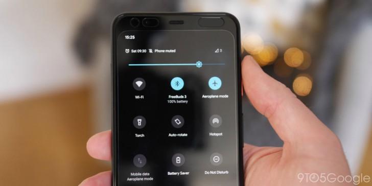 ฟีเจอร์ใหม่ใน Android 11 (Developer Preview 1)