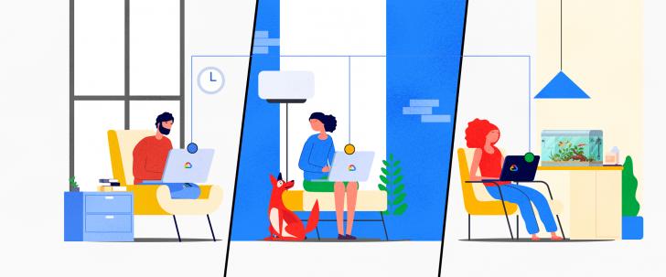 Google เปิดให้ใช้งานฟีเจอร์แบบพรีเมียมใน Google Meet ฟรีถึง 30 กันยายนนี้