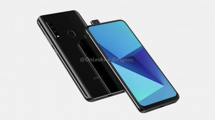 Samsung วางแผนพัฒนาสมาร์ทโฟนพร้อมกล้องหน้าแบบ Pop-up!