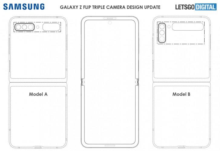 Galaxy Z Flip รุ่นถัดไป อาจเปลี่ยนมาใช้กล้องหลัง 3 เลนส์และหน้าจอแบบใหม่