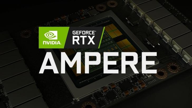 หลุดสเปคการ์ดจอ Nvidia GeForce ซีรีส์ RTX 3000 ใช้สถาปัตยกรรมใหม่ Ampere