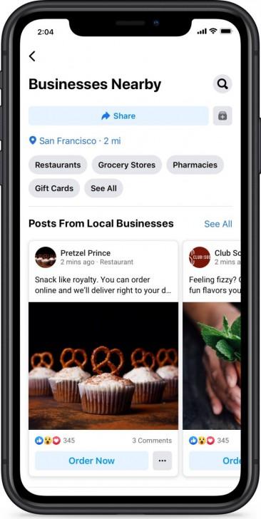 Facebook และ Instagram เพิ่มฟีเจอร์ใหม่ ช่วยค้นหาและสนับสนุนธุรกิจท้องถิ่นง่ายขึ้น