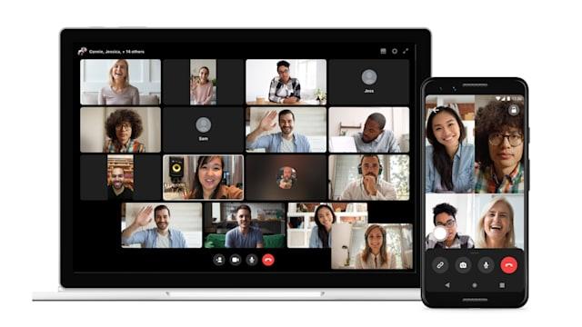 Facebook เพิ่ม Workplace Rooms ระบบประชุมทางไกล ให้แพลตฟอร์มสำหรับองค์กร