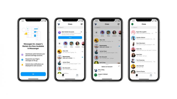 Facebook เพิ่มฟีเจอร์ Business Inbox ให้ผู้ดูแลเพจตอบข้อความได้ง่ายขึ้นใน Messenger
