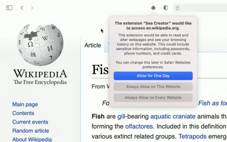 Apple เร่งพัฒนา WebExtensions API ให้ใช้งาน Extension ของ Browser อื่นได้ใน Safari 14