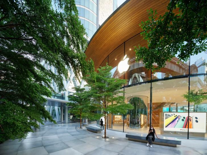เคาะแล้ว! Apple Central World เตรียมเปิดตัวอย่างเป็นทางการในวันที่ 31 กรกฎาคมนี้