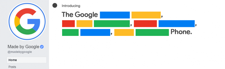 Google ปล่อยทีเซอร์งานเปิดตัวสมาร์ทโฟน 3 สิงาคมนี้ คาดว่าเป็น Pixel 4a