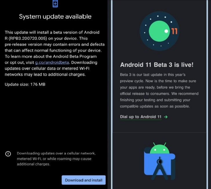 Google ปล่อย Android 11 เวอร์ชัน Public Beta (Beta 3) ให้ผู้ใช้งานทดสอบแล้ว