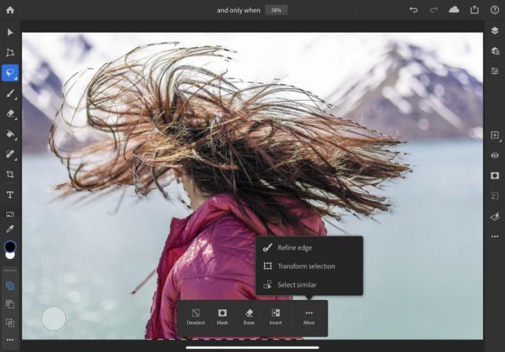 Photoshop ทดสอบระบบ tagging เพื่อกำหนดข้อมูลภาพให้ละเอียดขึ้น เตรียมเปิดให้พรีวิวปลายปีนี้