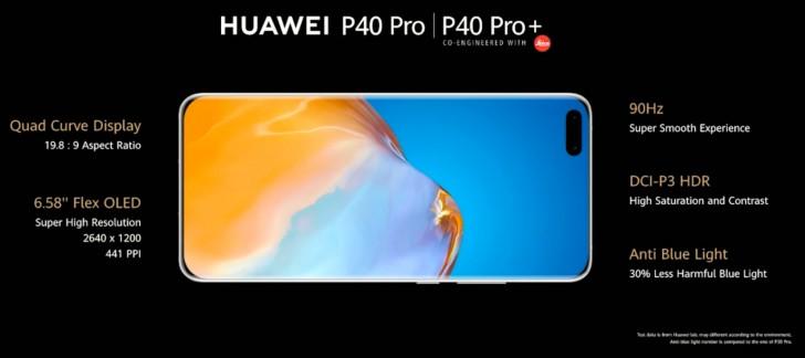 LG และ Samsung จะเลิกผลิตจอ Display ให้ Huawei หลัง 15 กันยายนนี้