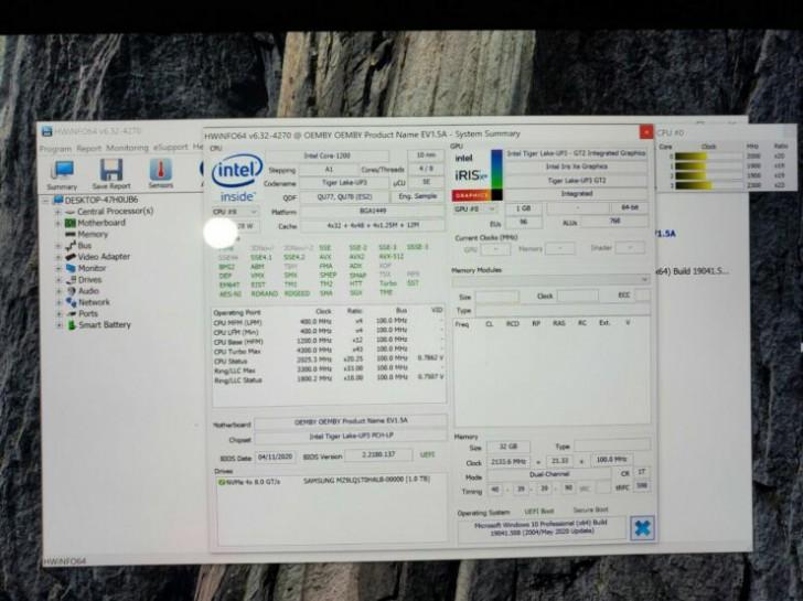 หลุดแท็บเล็ต Surface Pro 8 บน eBay พร้อมข้อมูลสเปก คาดว่าเป็นเวอร์ชัน Prototype
