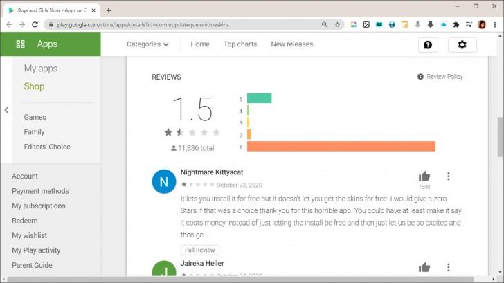 พบ Fleeceware ระบาดบน Google Play มุ่งเป้าโจมตีผู้เล่น Minecraft และ Roblox
