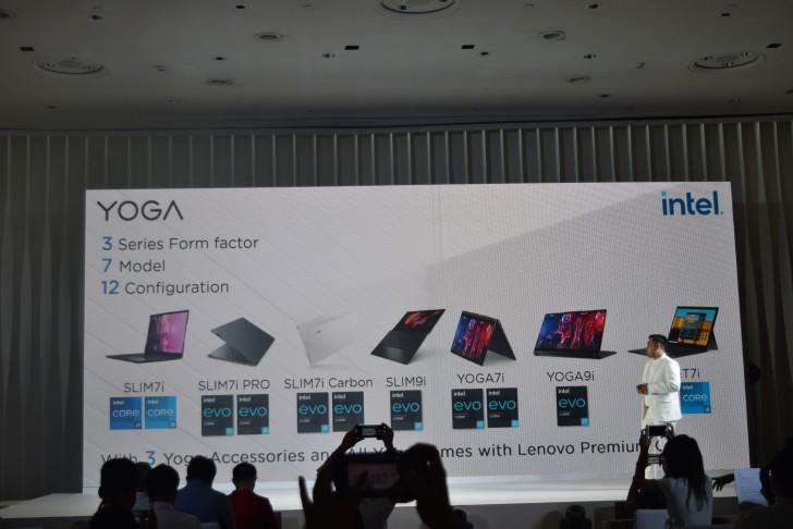 Lenovo เปิดตัว YOGA แล็ปท็อปพรีเมียมรุ่มใหม่ ที่มาพร้อมกับซีพียู Intel Gen 11