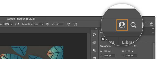 Adobe เพิ่มฟีเจอร์ Invite to Edit แก้ไขไฟล์ร่วมกันบน Photoshop, Illustrator และ Fresco ได้