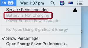 Apple ประกาศให้ผู้ใช้ Macbook Pro ที่พบปัญหาการชาร์จแบตเข้ารับการเปลี่ยนแบตได้ฟรี !