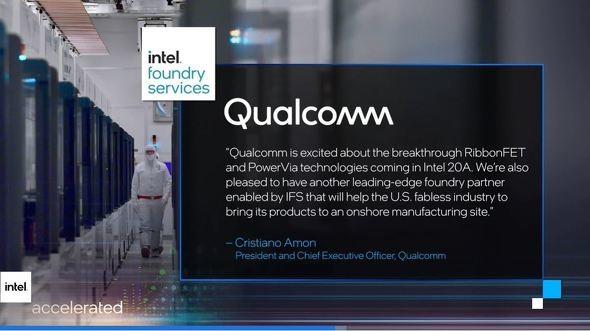Intel ประกาศโร้ดแมปปี 2025 ก้าวสู่ยุค Angstrom พร้อมเตรียมผลิตชิปส่ง Qualcomm